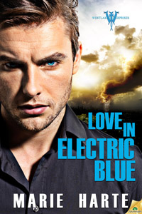 Love in Electric Blue