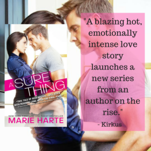 A Sure Thing by Marie Harte