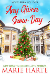 Any Given Snow Day by Marie Harte