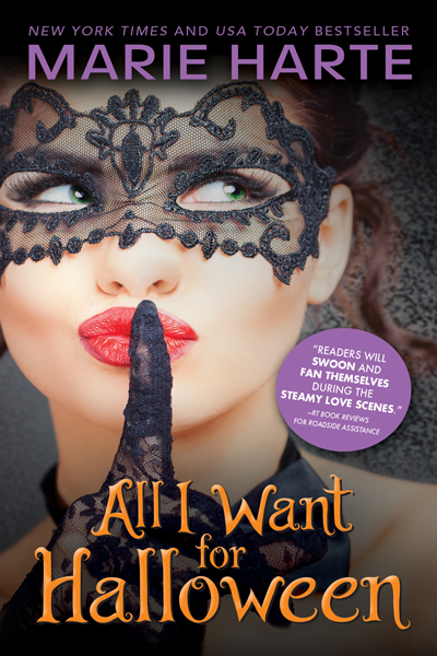 All I Want for Halloween book cover