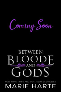 Between Bloode and Gods by Marie Harte