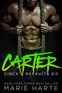Circe's Recruits 2.0 CARTER by Marie Harte