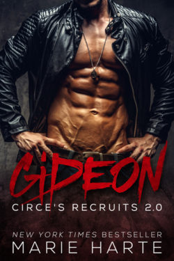 Circe's Recruits 2.0: Gideon by Marie Harte