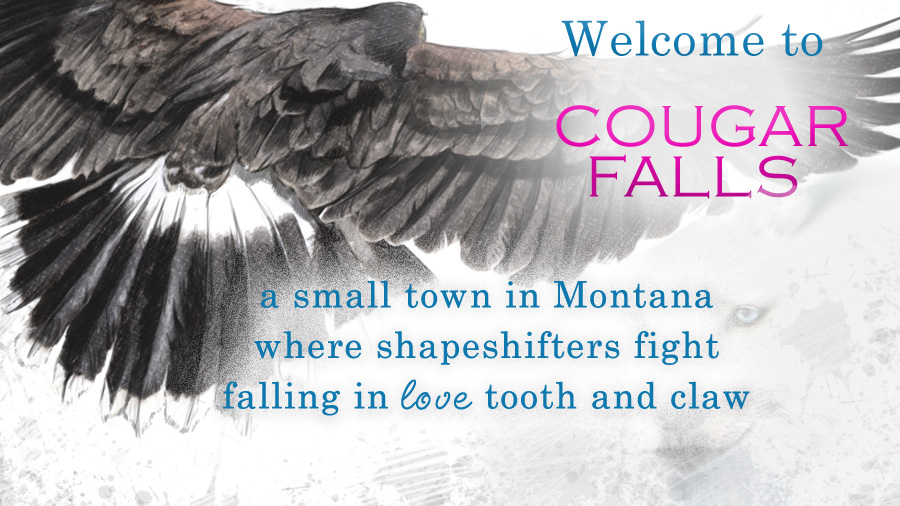 Cougar Falls series by Marie Harte