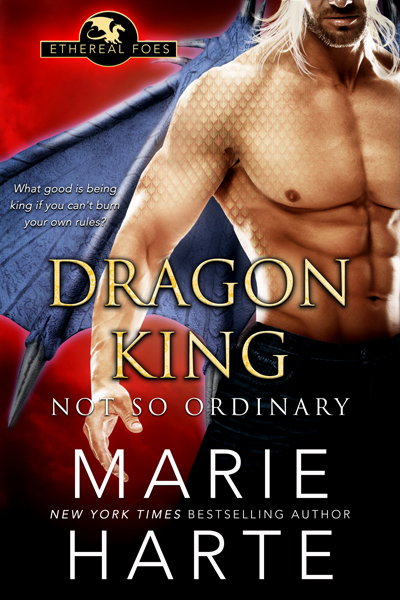Dragon King by Marie Harte