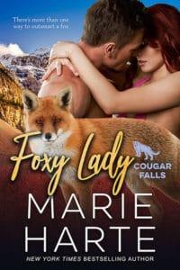 Foxy Lady by Marie Harte