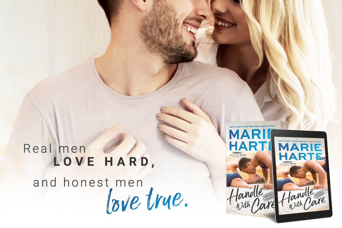 Handle with Care by Marie Harte