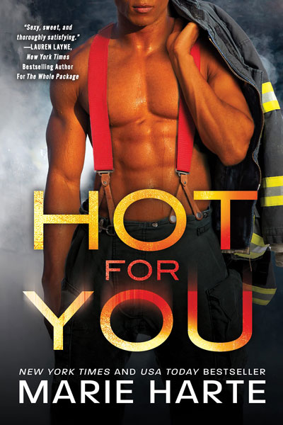 Hot for You by Marie Harte