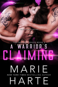 A Warrior's Claiming by Marie Harte