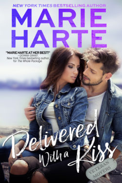Delivered with a Kiss by Marie Harte