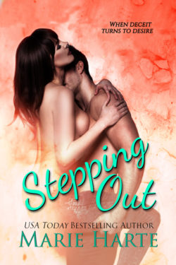 Stepping Out by Marie Harte