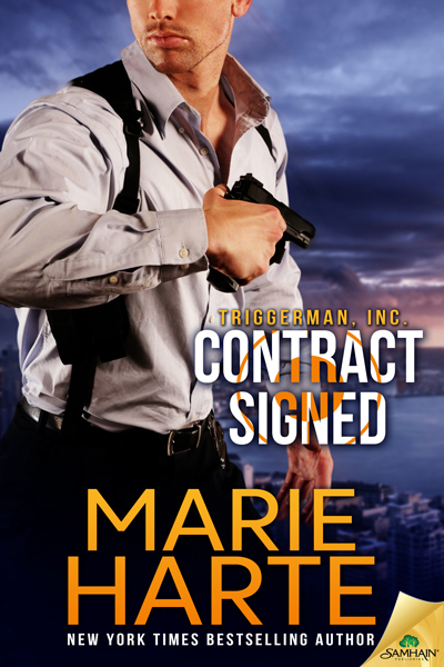 Contract Sealed by Marie Harte