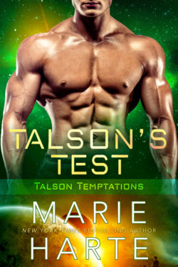 Talson's Test by Marie Harte