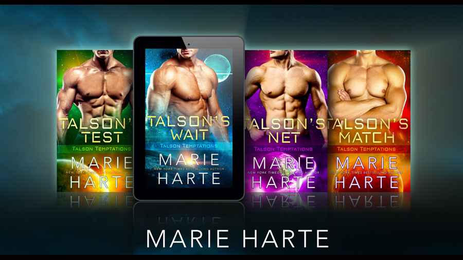 Talson Temptations by Marie Harte
