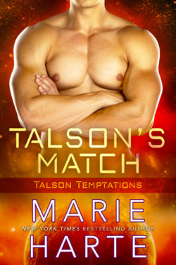 Talson's Match by Marie Harte