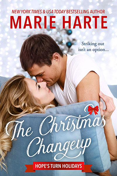 The Christmas Changeup by Marie Harte